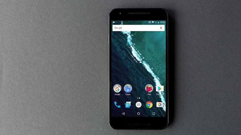 AndroidPIT nexus 5x android n 2