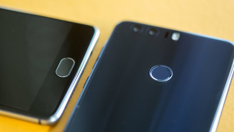 AndroidPIT oneplus 3 honor 8 comparison 8