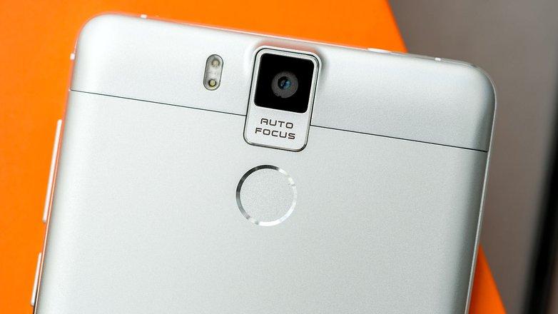 AndroidPIT oukitel k6000 pro camera