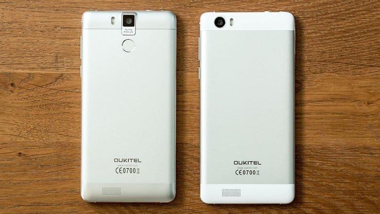 AndroidPIT oukitel k6000 pro comparison 2