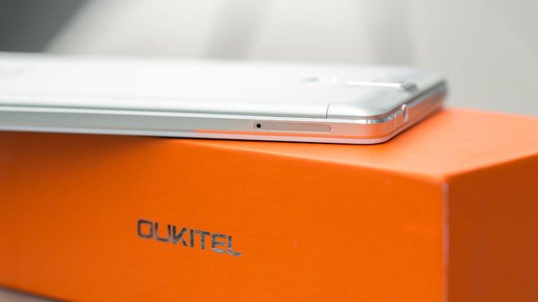 AndroidPIT oukitel k6000 pro sim slot