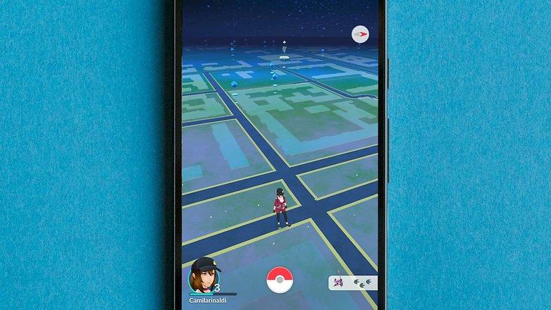 AndroidPIT pokemon app 2