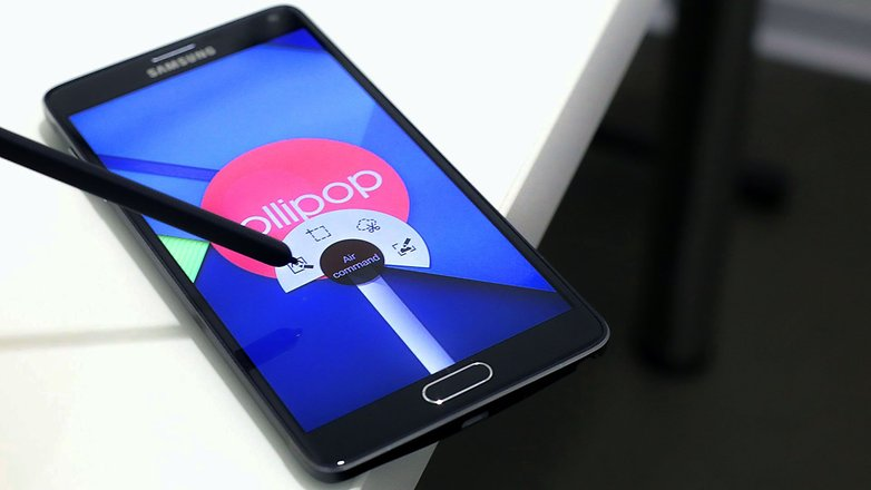 AndroidPIT samsung galaxy note 4 s pen 2