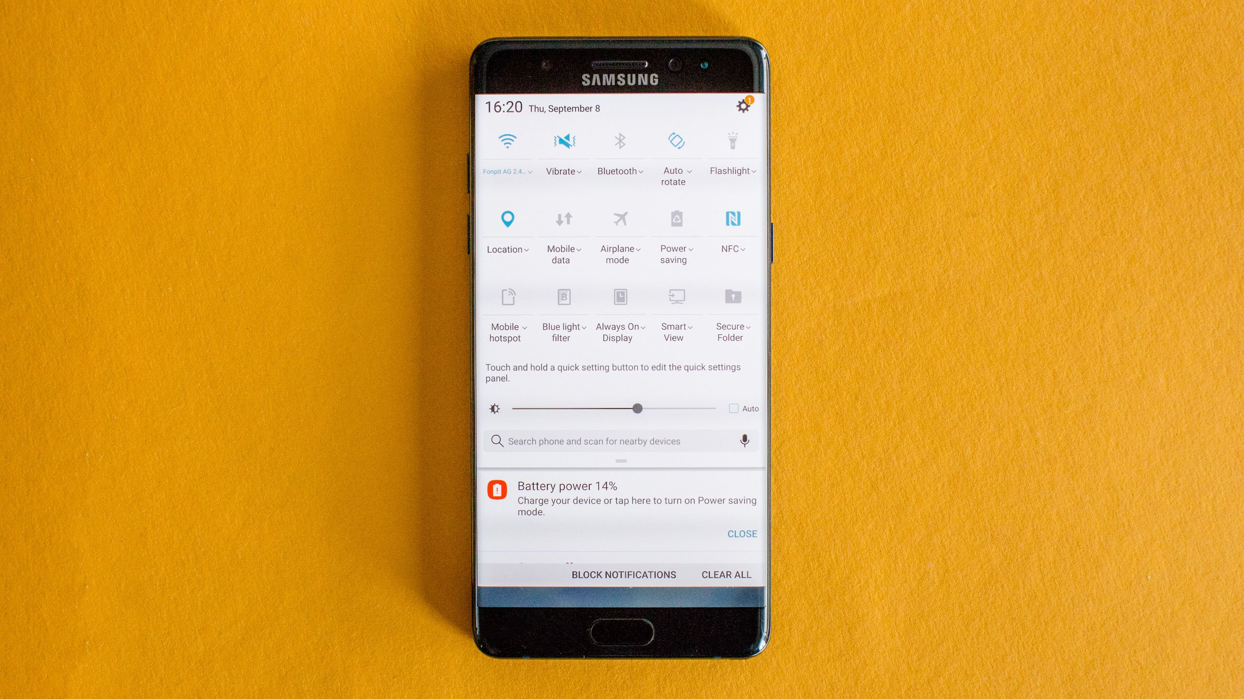 Part 1: Use Samsung Find My Phone to Track the Lost Phone