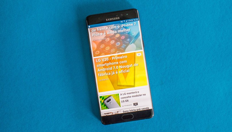 Galaxy Note 7: problemi di surriscaldamento sulle unità sostituite