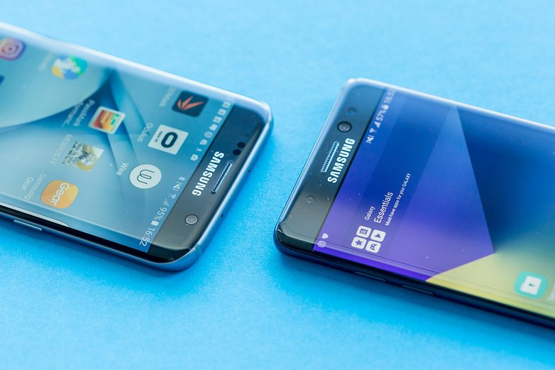 AndroidPIT samsung galaxy note7 samsung galaxy s7 edge comparison 4
