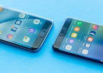 Galaxy Note 7 vs Galaxy S7 Edge: as diferenças estão escondidas nos detalhes