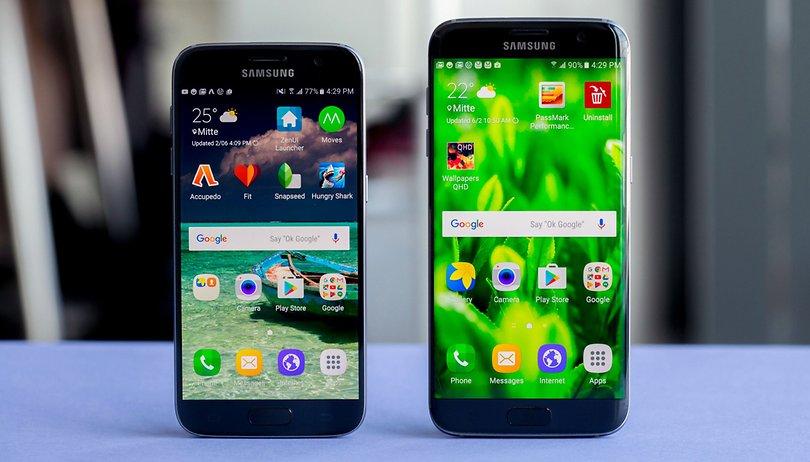 Samsung confirma: Galaxy S7 e S7 Edge serão atualizados para o Android Oreo em setembro