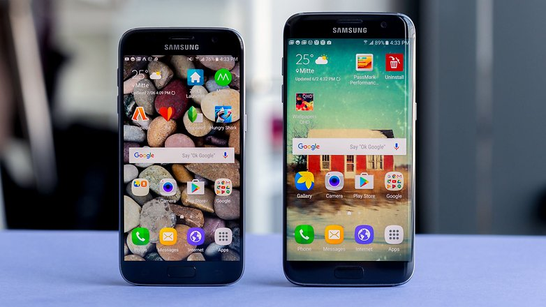 AndroidPIT samsung galaxy s7 samsung galaxy edge comparison 2