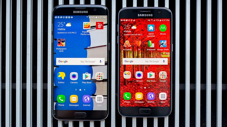 AndroidPIT samsung galaxy s7 samsung galaxy edge comparison 4