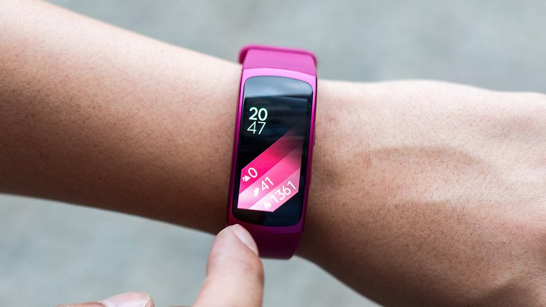 AndroidPIT samsung gear fit 2 1