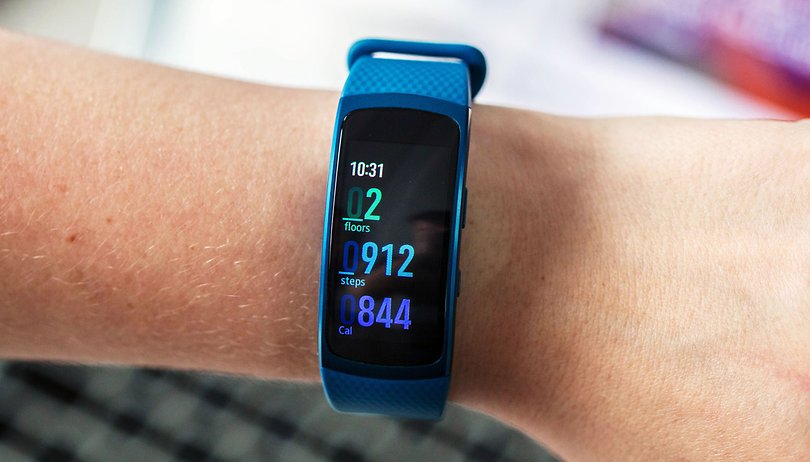 Review do Gear Fit2: a pulseira fitness com um toque de smartwatch