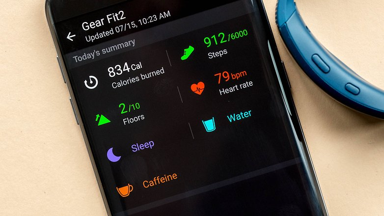 AndroidPIT samsung gear fit 2 9