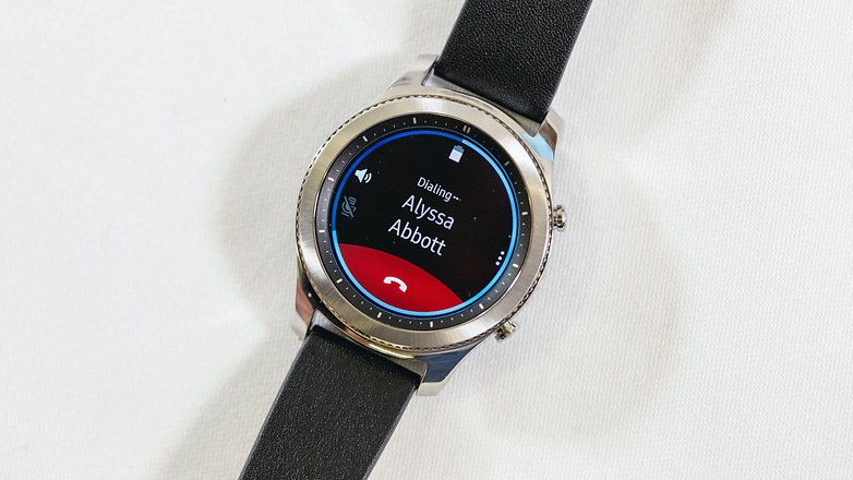 AndroidPIT samsung gear s3 24