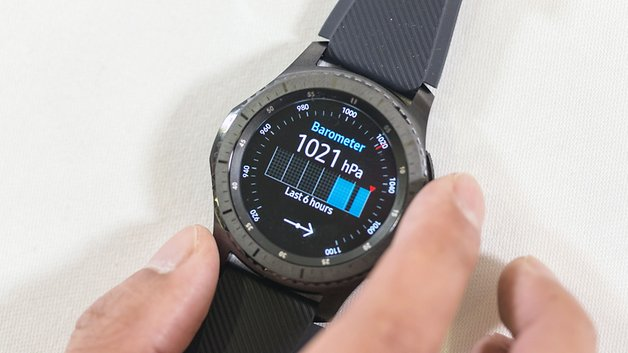 Hands-On Samsung Gear S3