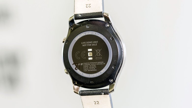 AndroidPIT samsung gear s3 classic 6