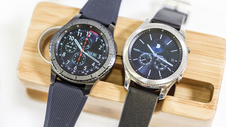 AndroidPIT samsung gear s3 comparison 4