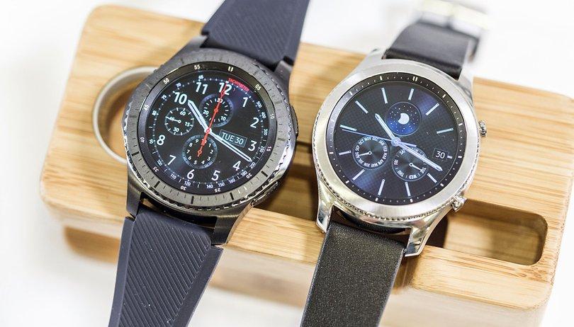 Galaxy Watch: Samsung will für jeden Geschmack was bieten