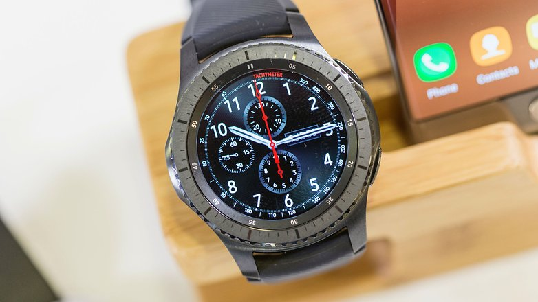 AndroidPIT samsung gear s3 frontier hero