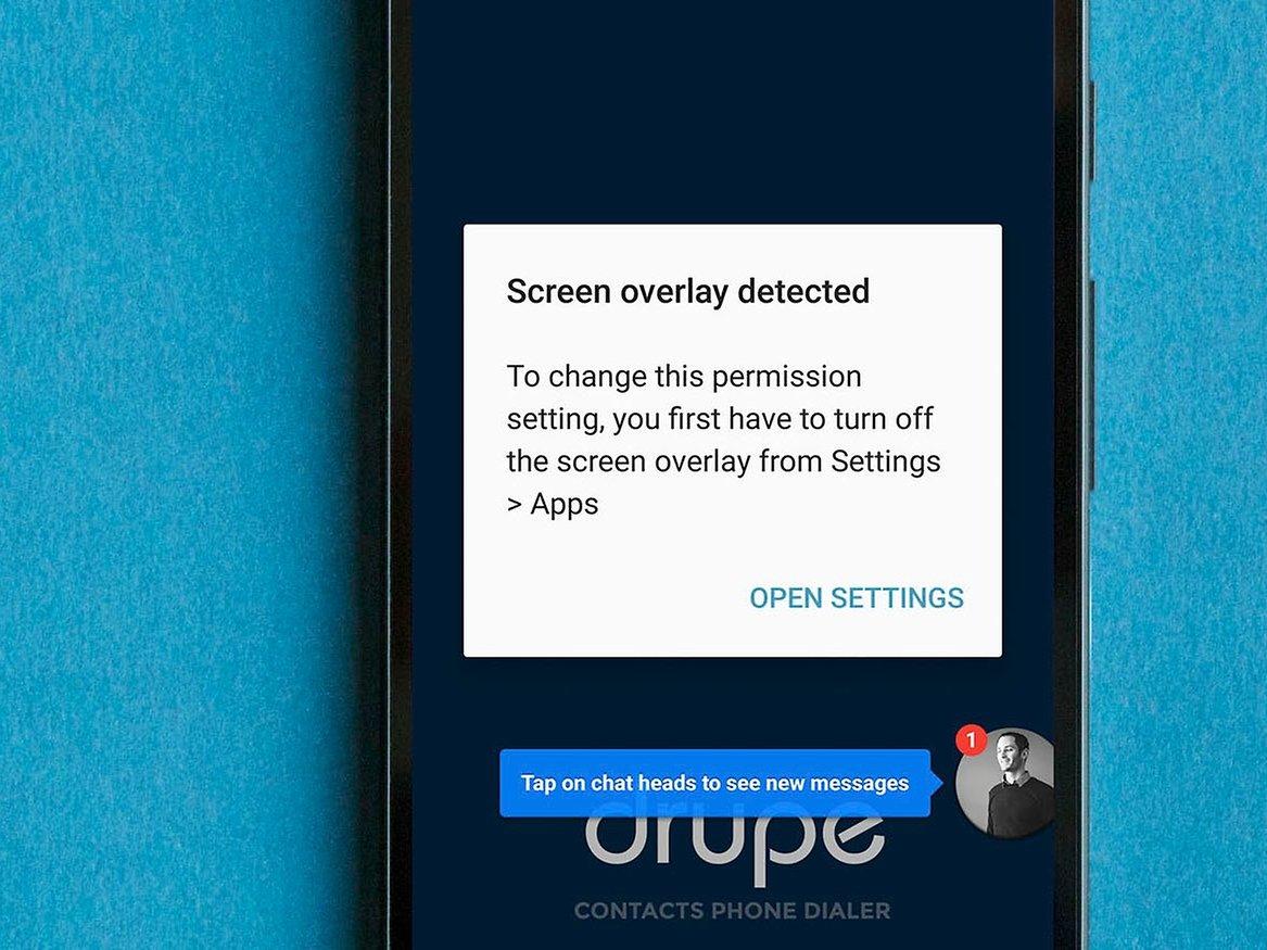 How To Fix Screen Overlay Detected Error Nextpit