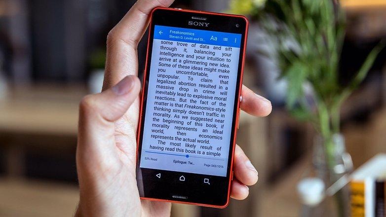 AndroidPIT shelfie app 4