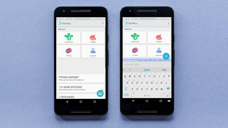 AndroidPIT swiftkey app