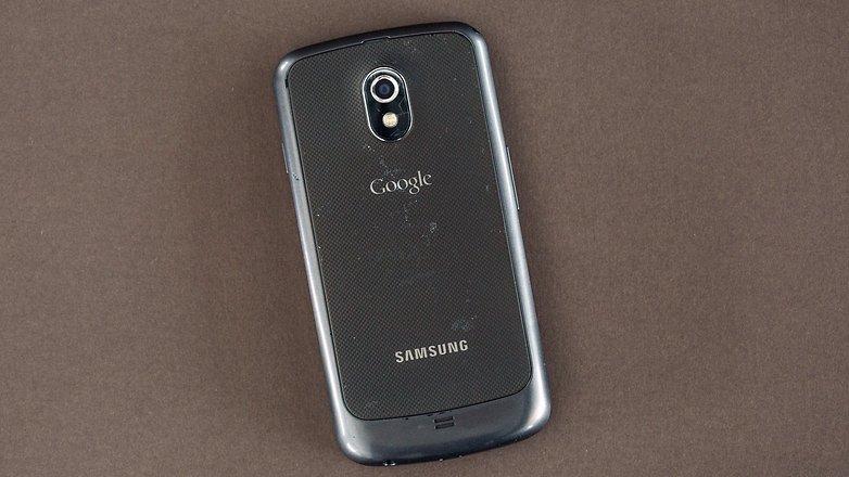 AndroidPIT tbt galaxy nexus 5