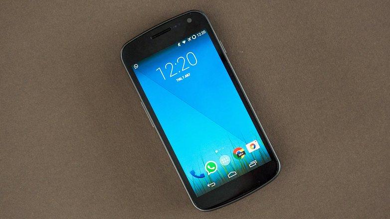 AndroidPIT tbt galaxy nexus 6