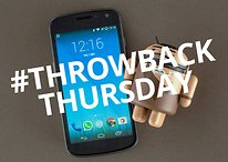 #ThrowBackThursday: Galaxy Nexus, mein Tor zu Android