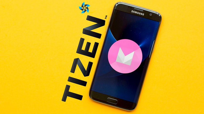 AndroidPIT tizen on samsung devices
