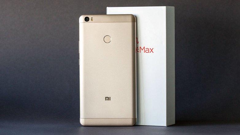 AndroidPIT xiaomi mi max back