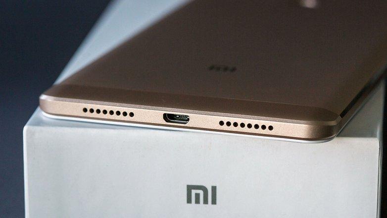 AndroidPIT xiaomi mi max usb speaker