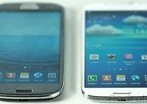 Samsung Galaxy S3 vs. Galaxy S4 - ¡Los comparamos en vídeo!