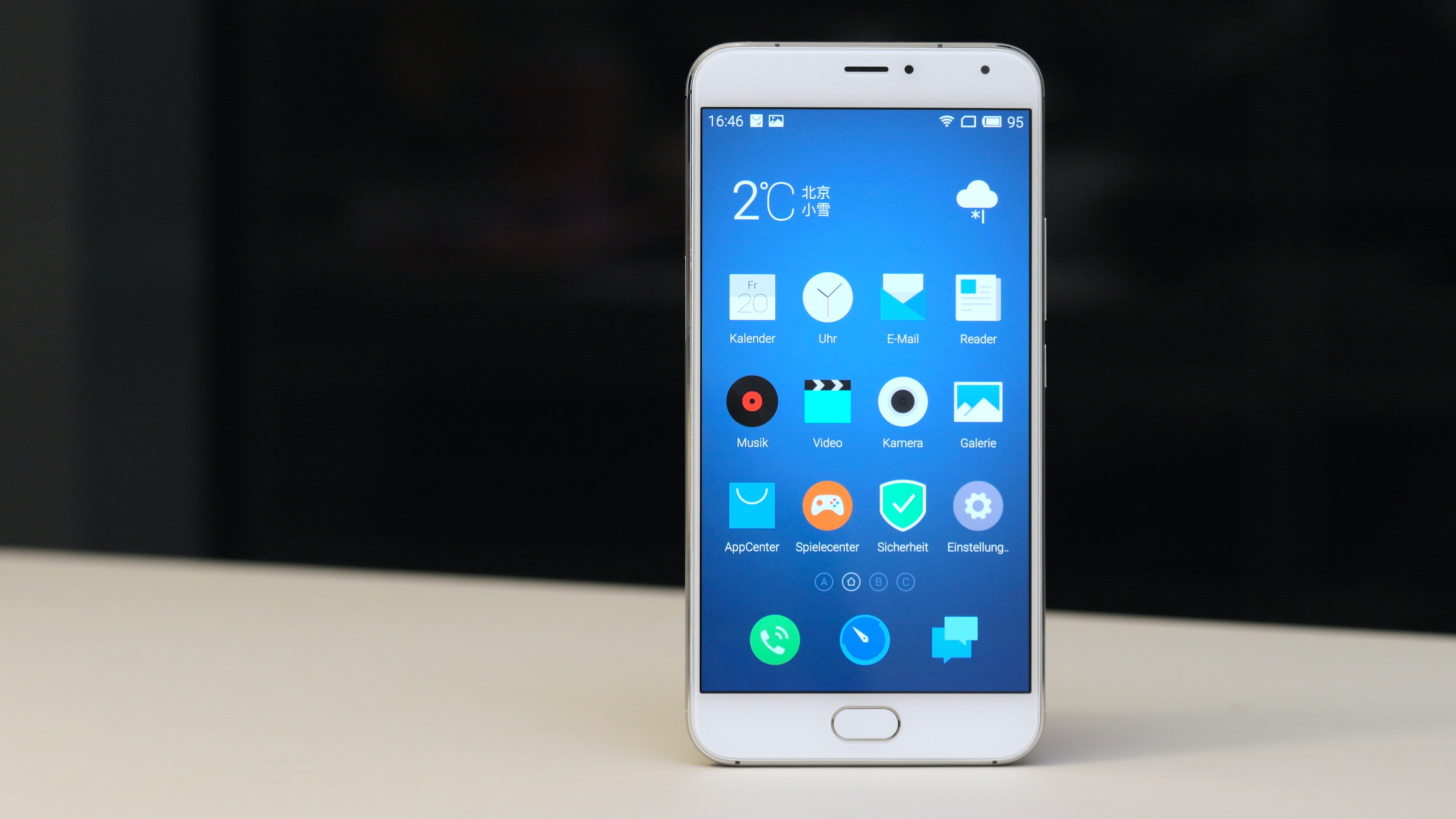 meizu pro 5 im test das schnellste smartphone 2015. Black Bedroom Furniture Sets. Home Design Ideas