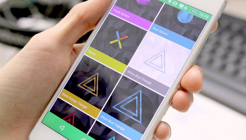 Este é meu aplicativo de papel de parede preferido no Android