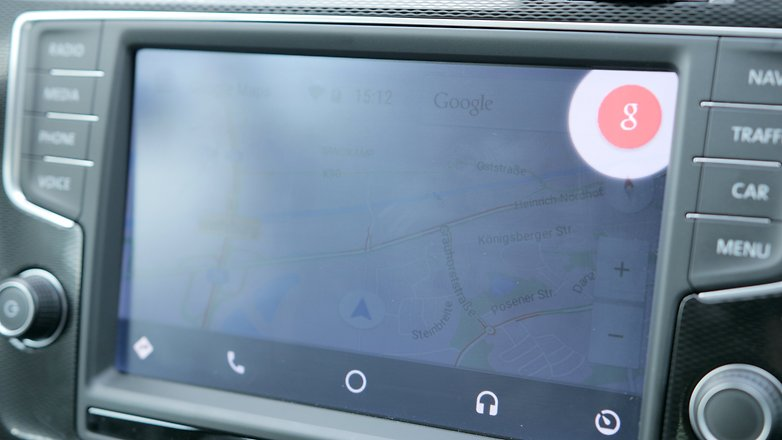 android auto google now