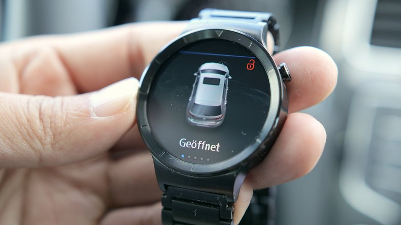 android auto smartwatch