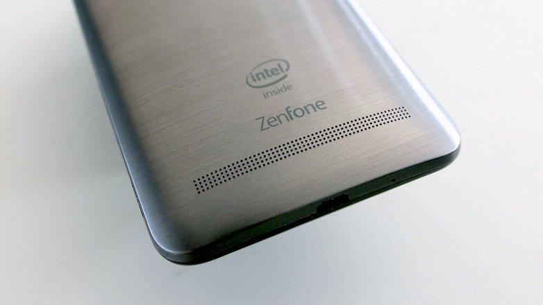 androidpit asus zenfone 2 speaker back