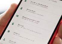 Usa tu propia caligrafía como fuente para tu smartphone