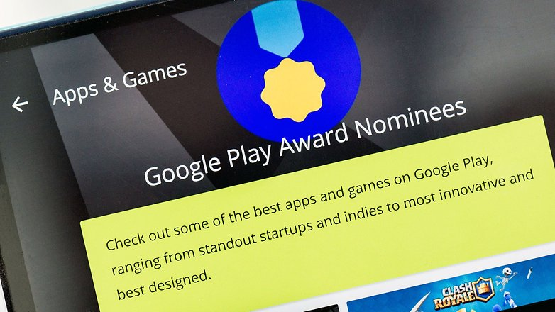 androidpit google play award