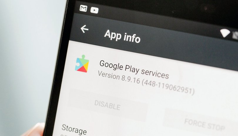 google play service is not installing on my android