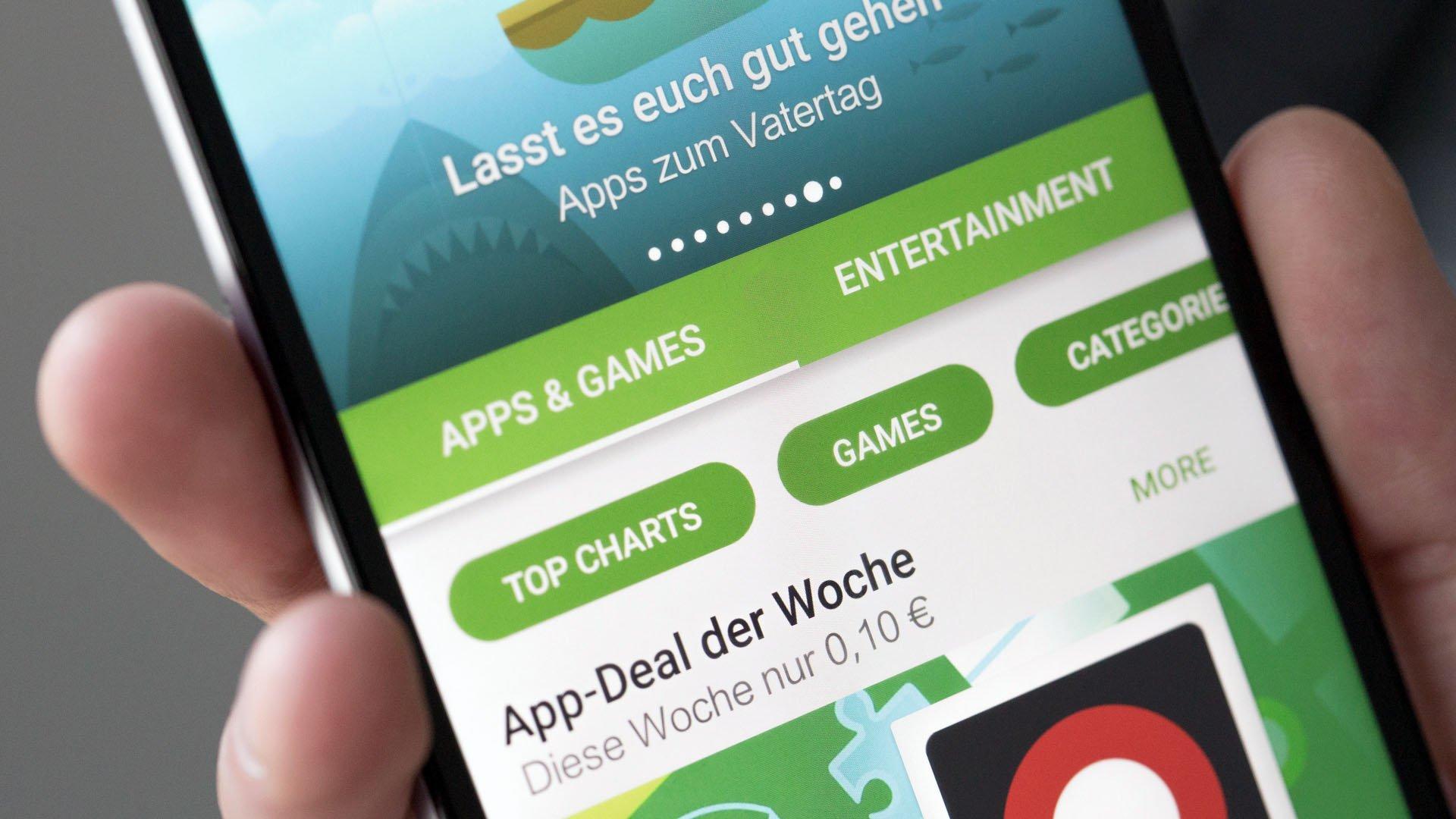 Comment installer une application si elle n est pas disponible sur le Google  Play Store     AndroidPIT 16ebab184c21