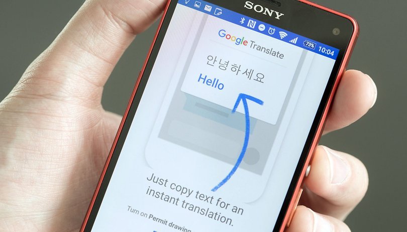 Achtung! Google Translate now works from within any Android app