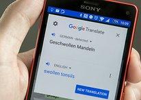 Sprachbegabt: Echtzeit-Transkription trifft Google Übersetzer