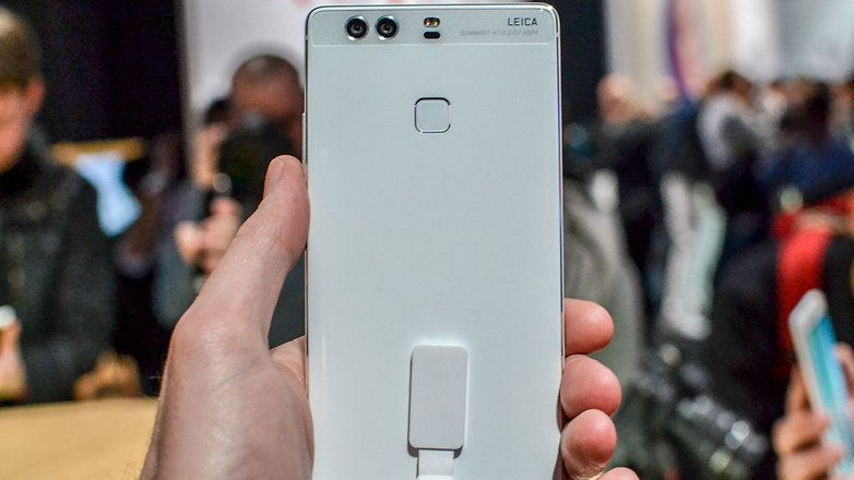 androidpit huawei p9 plus back