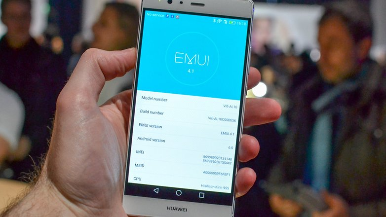 androidpit huawei p9 plus emui