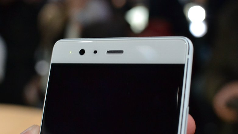androidpit huawei p9 plus front camera