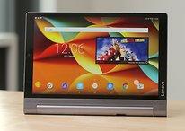 Análisis de Lenovo Yoga Tab 3 Pro: Un tablet interesante con proyector integrado