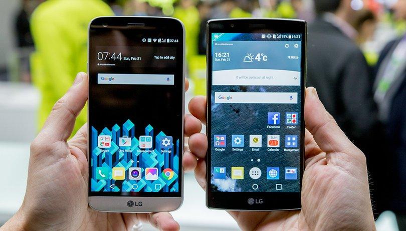 LG G5 vs LG G4. ¿Mejorando lo inmejorable?