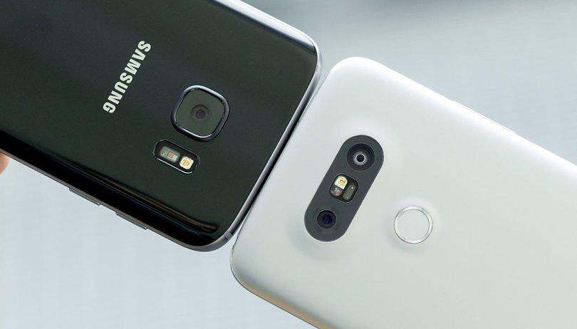 Samsung festeggia mentre LG arranca